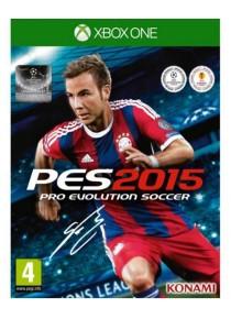 [XB1] Pro Evolution Soccer 2015