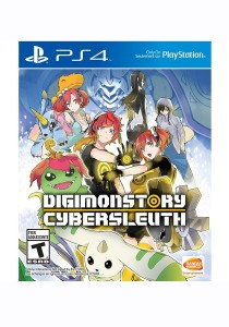 [PS4] [Pre-Order] Digimon Story: Cyber Sleuth -