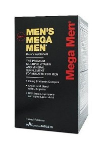 Mega Men Active 90Veg Tabs
