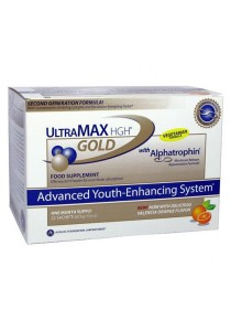Ultra Max HGH Vegetarian Orange 22 Sachets