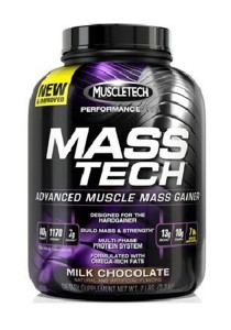 MUSCLETECH Mass-Tech Performance Series Milk Chocolate 7lbs