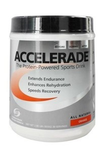 Accelerade Orange 2.06LBS 30 Servings