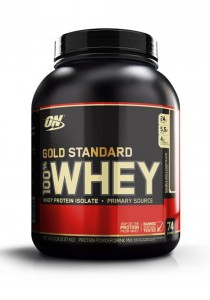 Optimum Nutrition 100% Whey Gold Standard Double Rich Chocolate 5lbs