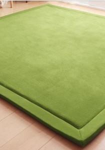 Japanese Style Tatami Floor Carpet  (Green Moss)
