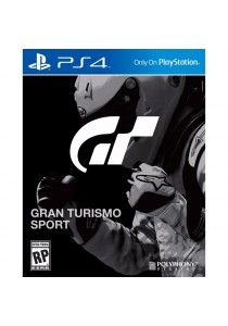 (Pre-Order) Gran Turismo Sport [PS4] (Expected Arrival Date: Nov 2016)