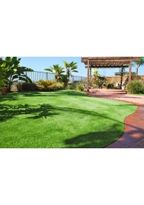 25mm Artificial Grass - Carpet (1m x 1xm) (Green Color)