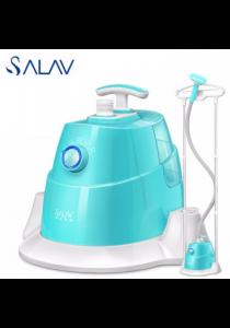 Salav GS026 Dual Bar Adjustable Length 1.5L 1800W Garment Steamer Iron