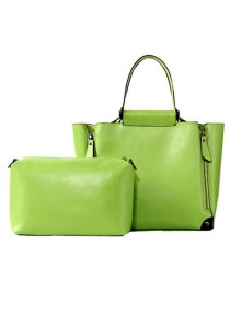 Momorain Korea 2in1 Fashion Candy Bag (Green)