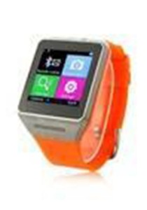 "GV08 Smartwatch 1.5"" Screen with Built-in SIM slot and Camera (Orange)"