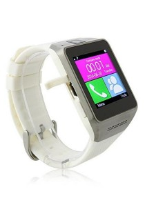 "GV08 Smartwatch 1.5"" Screen with Built-in SIM slot and Camera (White)"
