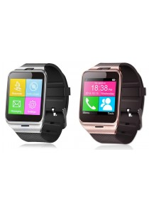 "GV18 1.55"" Bluetooth Pedometer AntiLost Smart Watch Phone"