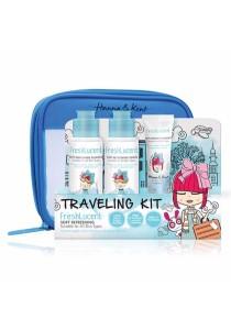 HANNA & KENT Traveling Kit - FreshLucent Soft Refreshing
