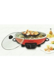 HA Steamboat with Grill and Serving Set