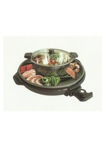 HA Teppanyaki with Steamboat and Serving Set