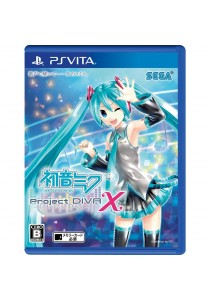 [PS Vita] Hatsune Miku -Project DIVA- X