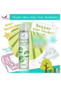 Fay Jardin Happy Feet Nano Mist Spray (Green Tea Scent)