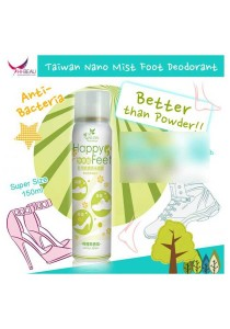 Fay Jardin Happy Feet Nano Mist Spray (Lemon Grass Scent)
