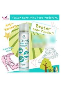 Fay Jardin Happy Feet Nano Mist Spray (Tea Tree Scent)
