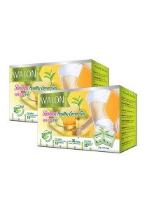 Avalon Slimming Healthy Green Tea Twin Pack (20's x 2pk)