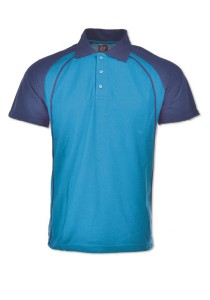 Cotton Polo T Shirt HCP 06 (Turquoise)