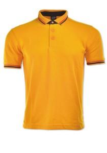 Cotton Polo T Shirt HCP 08 (Orange)