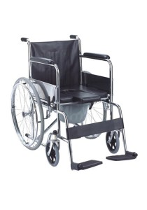 Hopkin Standard Commode Wheelchair