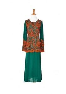 Muslim Abaya Dress Islamic Clothing For Women (FFD-50020)