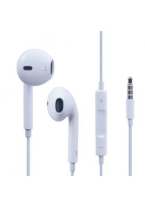 (IMPORTED) Original Wired In-Ear Earphones for iPhone