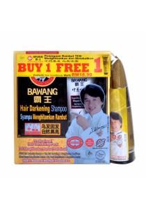 BAWANG Hair-Darkening Shampoo Pack (200ml + 80g) + FREE BAWANG Conditioner 220g