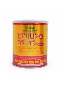 FINE Hyaluron & Collagen + Q10 (196g/28 Days Supply)