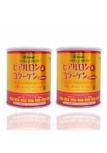 FINE Hyaluron & Collagen + Q10 (196g/28 Days Supply)  x 2 Cans