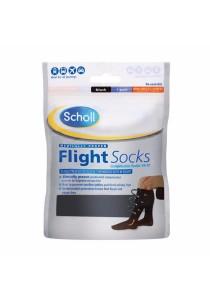 SCHOLL Cotton Flight Socks (Shoe Sizes 6.5-9)