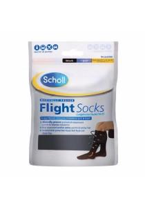 SCHOLL Cotton Flight Socks (Shoe Sizes 9.5-12)