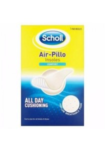 SCHOLL Air-Pillo Insoles