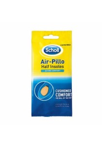 SCHOLL Air-Pillo Half Insoles