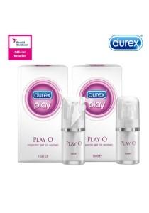 Durex Play O Orgasmic Gel For Women 15ml x 2 Packs