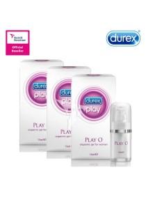 Durex Play O Orgasmic Gel For Women 15ml X 3 Packs