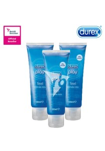 Durex Play Classic 100ml x 3 Packs