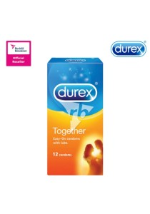 Durex Together Condom 12s