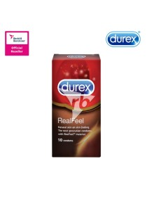 Durex Real Feel 10s Condom X 2 Boxes