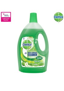 Dettol Multi Action Cleaner Green Apple 2.5L