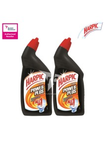Harpic All-In-One 450ml Twin Pack