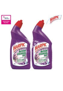 Harpic Liquid Lavender 500ml Twin Pack