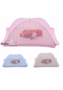 Babylove Foldable Mosquito Net XL (Blue)