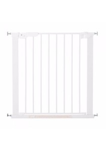 Baby Dan Extra Tall Premier Pressure Gate (White) with 1 EXT included