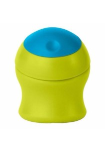 Boon Munch Snack Container (Green/Blue)