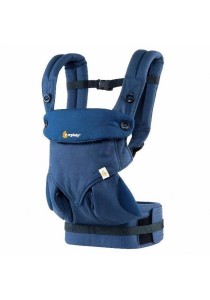Ergobaby 360: Four Position Baby Carrier (Midnight Blue)