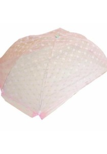 Babylove Foldable Mosquito Net 6000E XL (Pink)