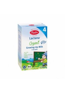 Lactana 4 Topfer Organic Infant Milk