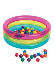 Intex Classic 3-Ring Baby Ball Pit